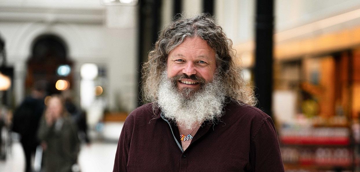 Torgeir Waterhouse, rådgiver i Otte