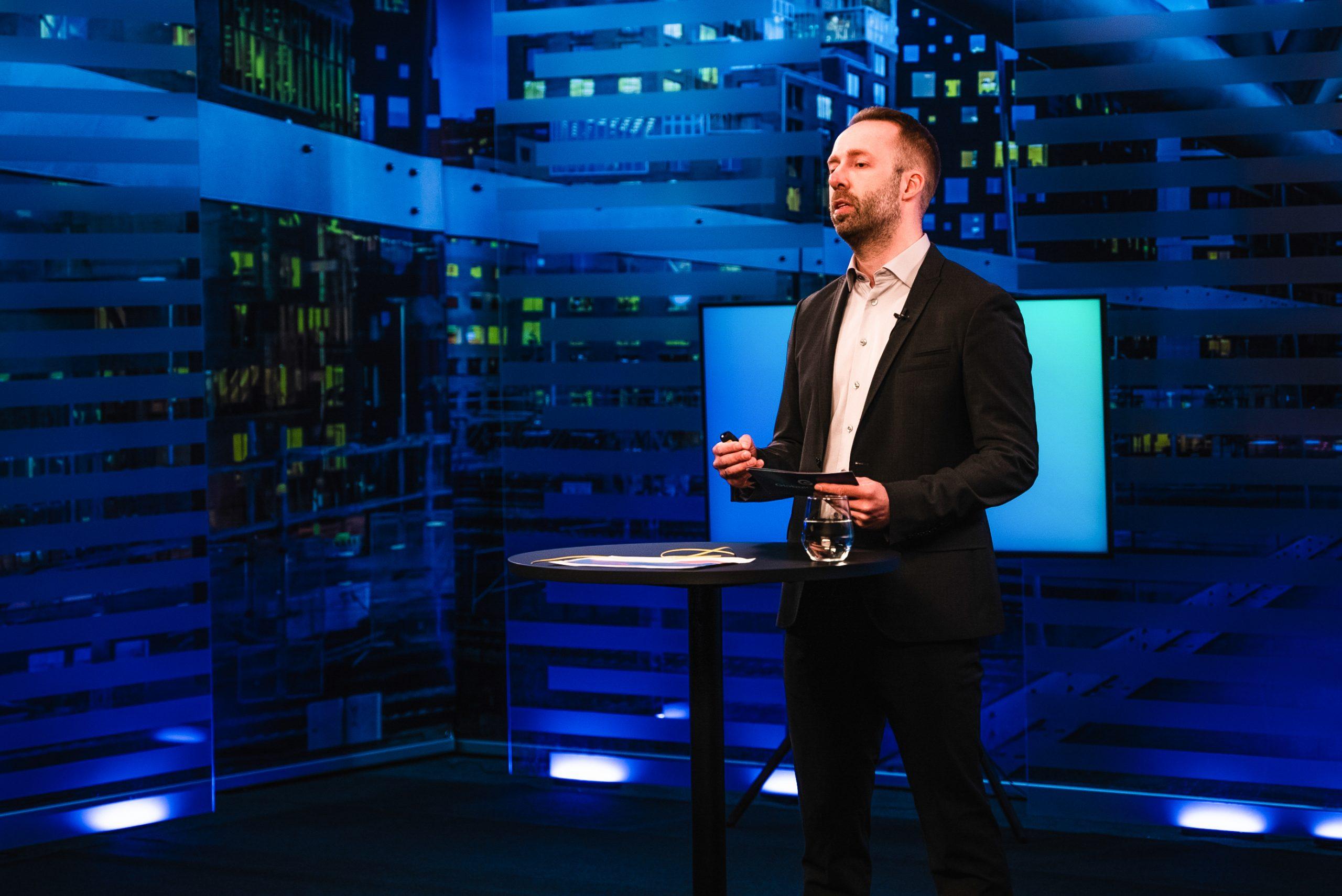 Jan Gunnar Lillebo, sikkerhetssjef i GlobalConnect.