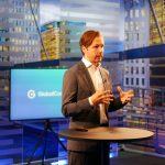 Martin Højriis, produktdirektør i GlobalConnect.